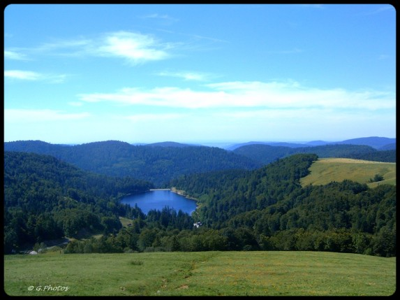 France - Massif des Vosges