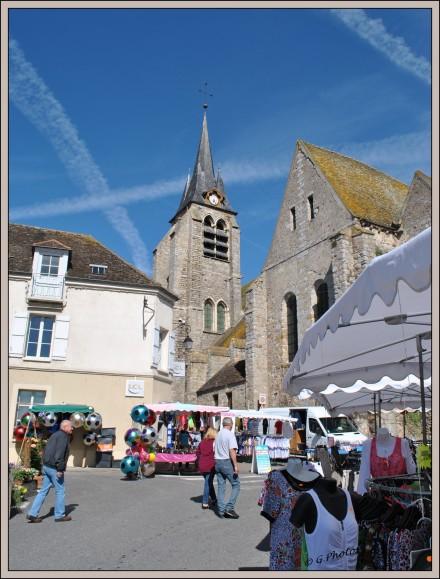 France - Bourgogne - Pont S/Yonne