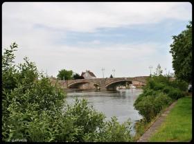 France - Seint-et-Marne - Pont de Montereau
