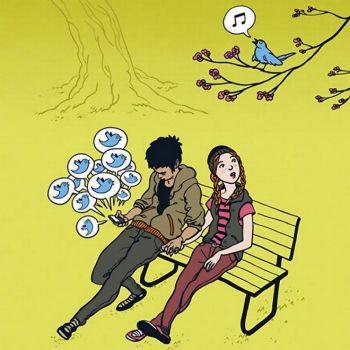 Banc amoureux twitter