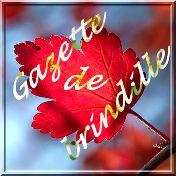 Gazette de Brindille logox3001