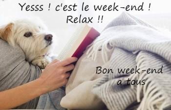 bon week end et bisous