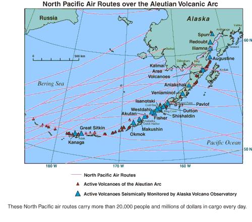 Iles Aléoutiennes