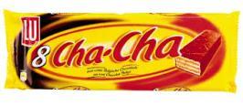 cha-cha biscuits