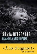 Sonia Delzongle Quand la neige danse
