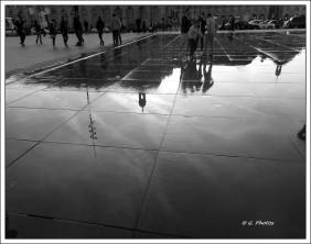 """""""En devenant miroir du ciel sans cesse changeant, les plans d'eau impliquent la liberté. Rien de plus éphémère que ces reflets."""" Erik Orsenna"""