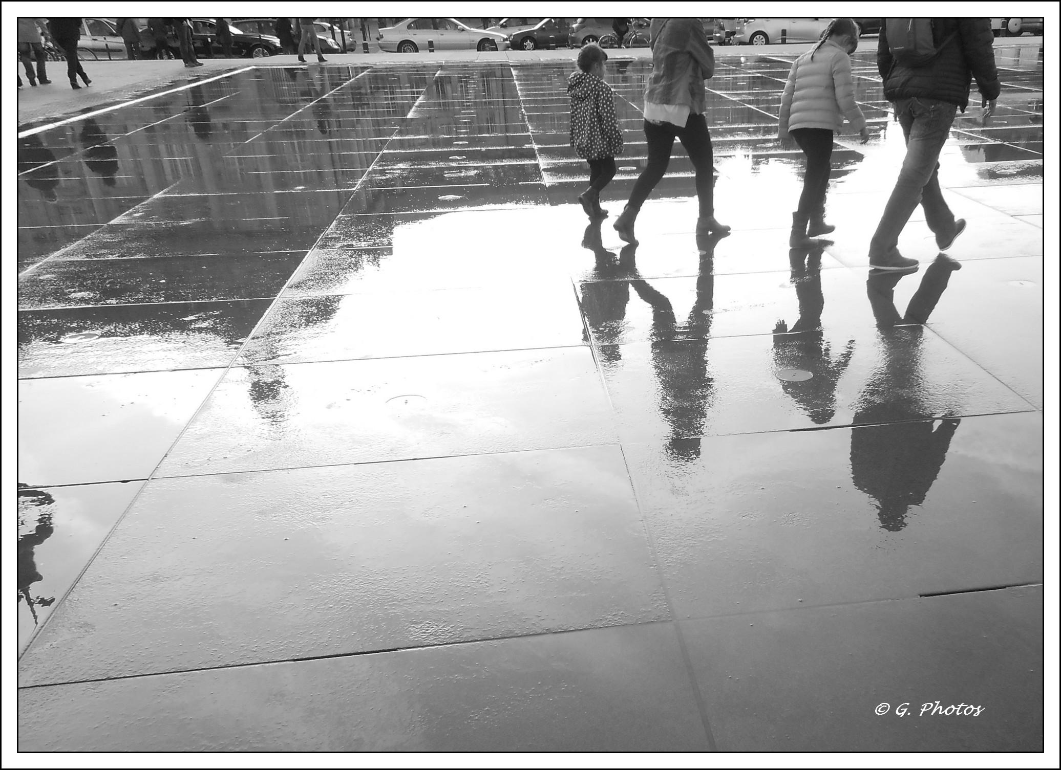 Reflets brindille33 for Le miroir de la vie