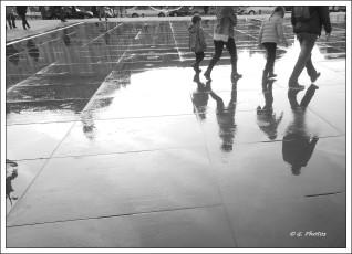 """""""La beauté c'est le miroir de la vie. Un condensé de ravissement en un reflet."""" Delphine Lamotte"""